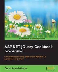 ASP.NET jQuery Cookbook -