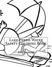 Lake Perris Water Safety Coloring Book