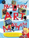 Modern Art Mayhem: Create Your Own Adventure and Save the Gallery from Disaster!