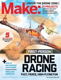 Make: Volume 44