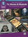 Top Hits from TV, Movies & Musicals Instrumental Solos: Trumpet, Book & CD