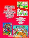 I Love Hundertwasser Coloring Book in Korean Inspired by the Fantastic Art Style of Friedensreich Hundertwasser Original Drawings by Surrealist Artist