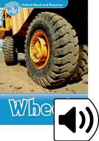 Oxford Read and Discover: Level 1: Wheels Audio Pack
