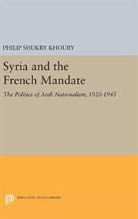 Syria and the French Mandate