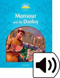 Classic Tales Second Edition: Level 1: Mansour and the Donkey Audio Pack