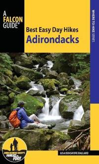 Falcon Guides Best Easy Day Hikes Adirondacks