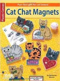 Cat Chat Magnets