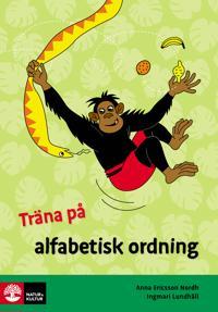 Träna på svenska Alfabetisk ordning (5-pack)