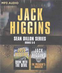 Jack Higgins - Sean Dillon Series: Books 5-6: Drink with the Devil, the President's Daughter