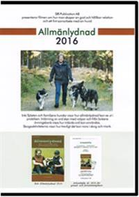 Dvd Allmänlydnad 2016