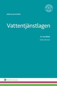 Vattentjänstlagen : en handbok