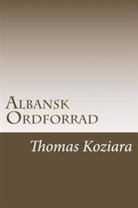 Albansk Ordforrad