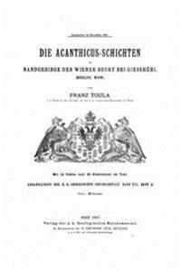 Die Acanthicus-Schichten Im Randgebirge Der Wiener Bucht Bei Giesshubl (Modling Wnw)