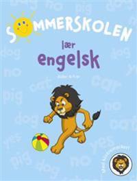 Lær engelsk. Sommerskolen. Med klistremerker!