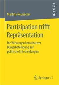 Partizipation Trifft Repr sentation