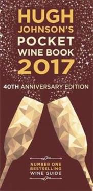 Hugh Johnson's Pocket Wine 2017: 40th Anniversary