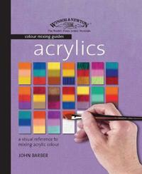 Winsor & Newton Colour Mixing Guides: Acrylics