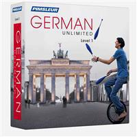 Pimsleur German Unlimited 1