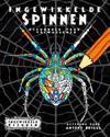 Ingewikkelde Spinnen: Kleurboek Voor Volwassenen