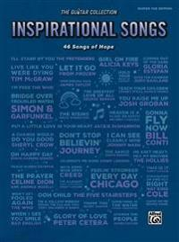 The Guitar Collection -- Inspirational Songs: 46 Songs of Hope