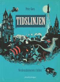 Tidslinje - Peter Goes | Inprintwriters.org