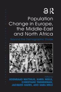 Population Change in Europe, the Middle-East and North Africa