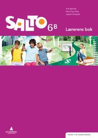 Salto 6 - Ane Bjøndal, Marit Aars Eide, Lisbeth Elvebakk pdf epub