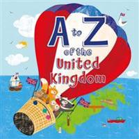 To z of the united kingdom - with a pull out a to z poster inside