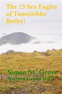 The Thirteen Sea Eagles of Tomsleibhe Bothy!: Beinn Talaidh, Beinn Fhada & Sgurr Dearg Fae Tomsleibhe Bothy.