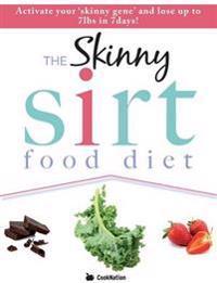 The sirtfood diet recipe book aidan goggins bcker the skinny sirtfood diet recipe book forumfinder Choice Image