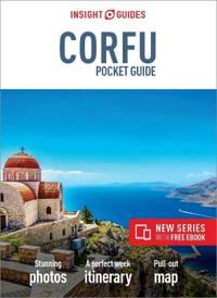 Insight Guides Pocket Corfu