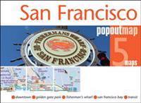 San Francisco Popout Map