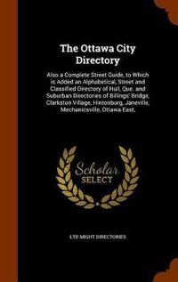 The Ottawa City Directory