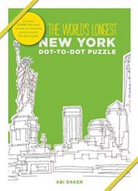 The World's Longest Dot-To-Dot Puzzle: New York