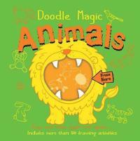 Doodle magic animals