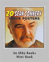 20 Sean Connery Movie Posters