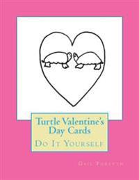 Turtle Valentine's Day Cards: Do It Yourself