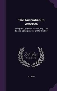 The Australian in America