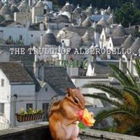 The Trulli of Alberobello, Italy