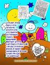 Leren Met Joseph Engels Leren Kleurboek Activiteit Boek Voor Kinderen 23 Tekeningen Origineel Handgemaakt Waaronder Groeten in Het Engels of Hebreeuws