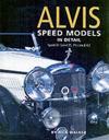 Alvis Speed Models 1932-40: In Detail