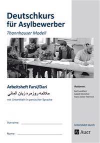 Arbeitsheft Farsi/Dari - Deutschkurs Asylbewerber