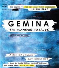 Gemina - Amie Kaufman  Jay Kristoff - böcker (9781101916667)     Bokhandel