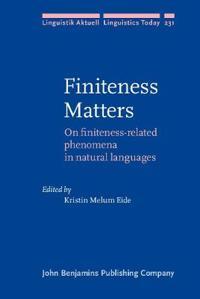 Finiteness Matters