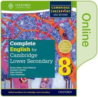 Complete English for Cambridge Lower Secondary Online Student Book