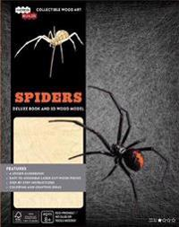 Spiders Book and Model Set