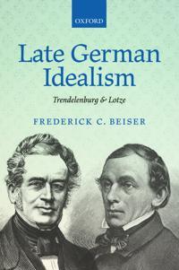 Late German Idealism