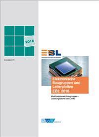 DVS/GMM Tagung Elektronische Baugruppen und Leiterplatten EBL 2016