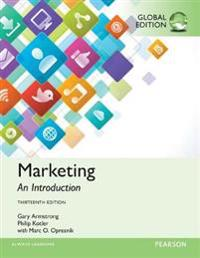 Marketing: An Introduction Plus MyMarketingLab with Pearson eText