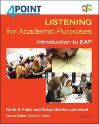 Listening for Academic Purposes